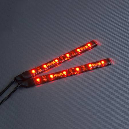FlexLEDs 2 x 4in - Red