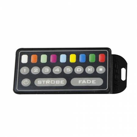 Spare remote control for MotoLED RGB