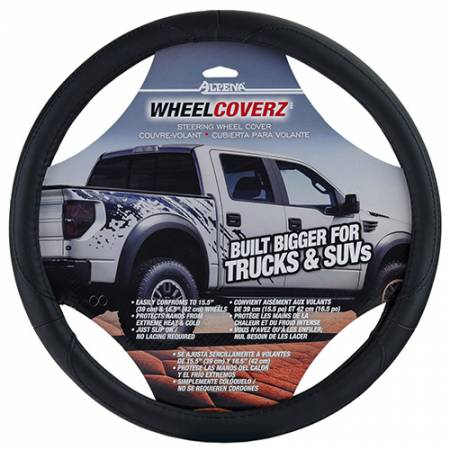 Truck/SUV Leather Steering Wheel Cover